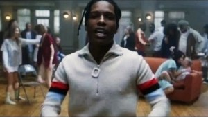 Video: A$AP Rocky - Crazy Brazy (feat. A$AP Twelvyy & KEY!)